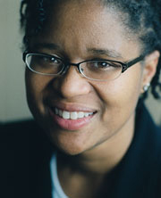 A picture of Dr. Doneka Scott.