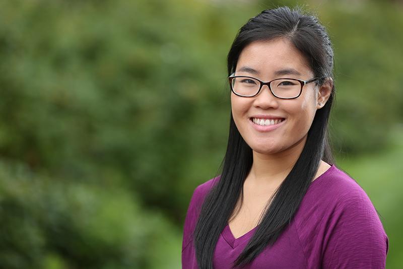 Elirissa Hui, Peer Advisor