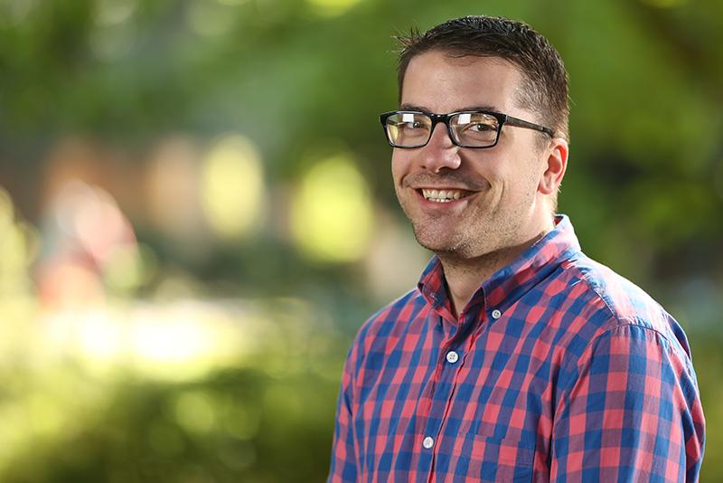 Kris Katkus, Academic Advisor