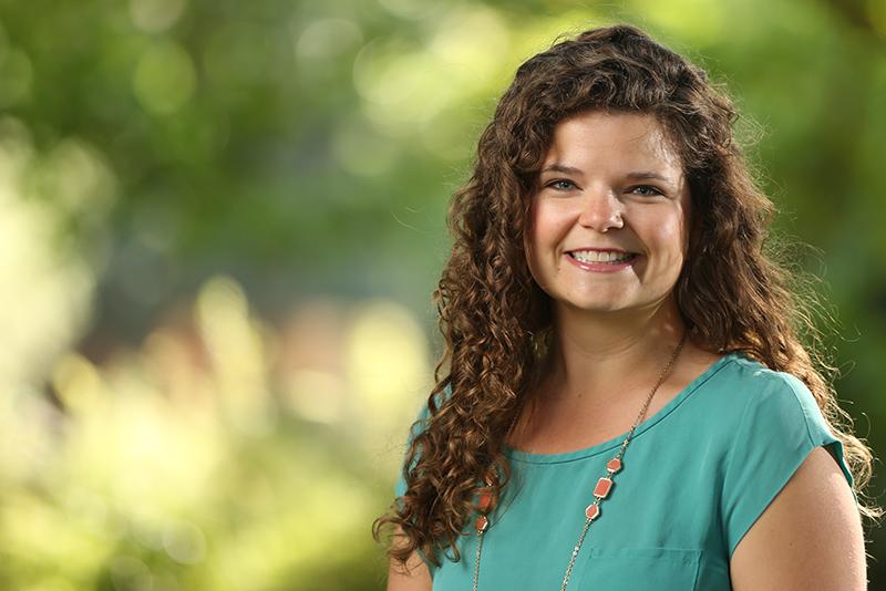 Paige Jackson, Peer Advising Coordinator