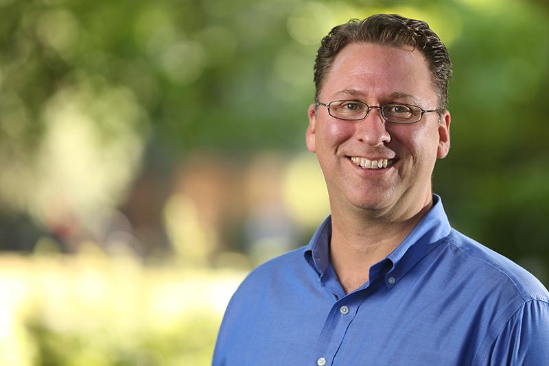 Ted Calcaterra, Academic Advisor